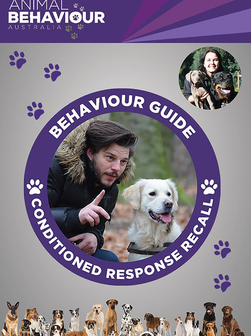 Behaviour Guide - Conditioned Response Recall