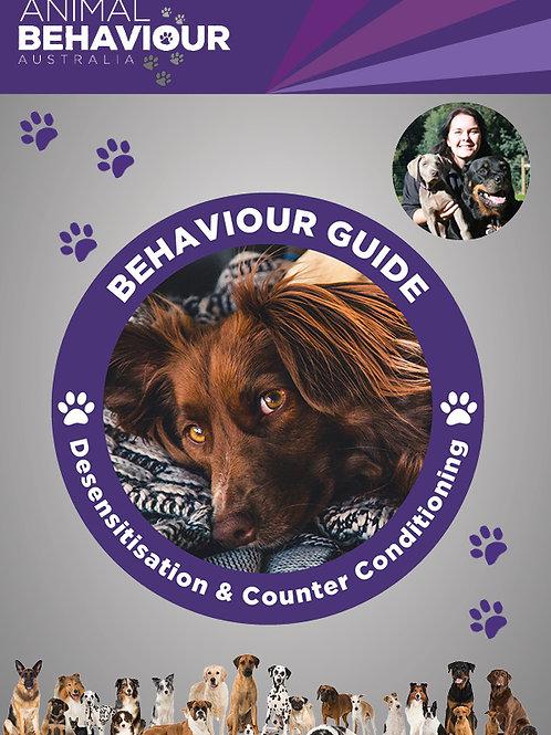 Behaviour Guide - Desensitisation & Counter Conditioning