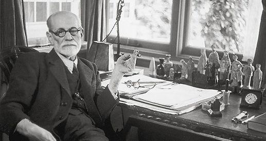 Sigmund Freud psihoanaliza psioterapija
