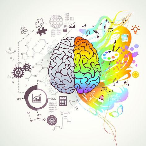 možgani desni možgani levi možgani nevroznanost
