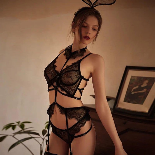 Underwear Sexy Lingerie Lace See Through