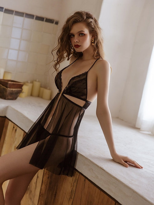 Dress Sexy Nightgowns for Women Intimates