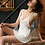 Thumbnail: Female Silk Satin Sleeveless Sleepwear
