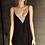 Thumbnail: Nightdress ladies fall winter short sexy