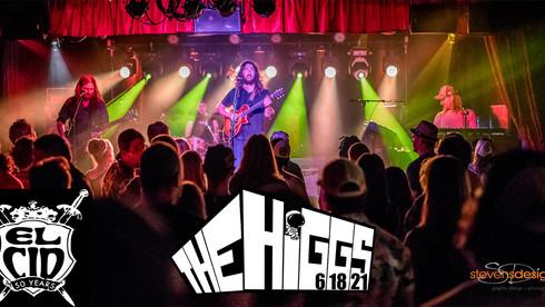 The Higgs return to El Cid