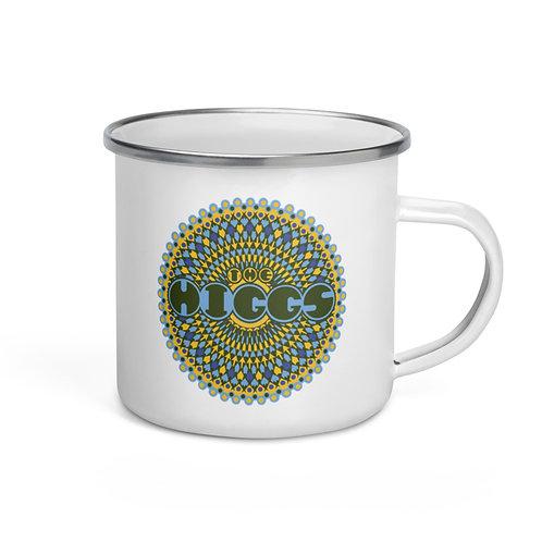 The Higgs Enamel Mug