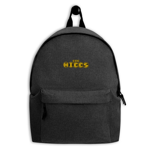 The Higgs Embroidered Backpack