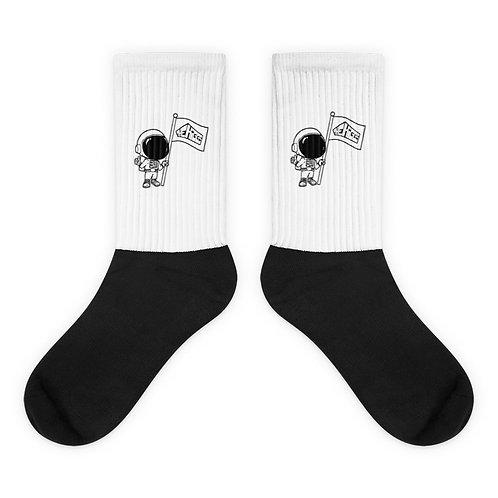 Spaceman Socks