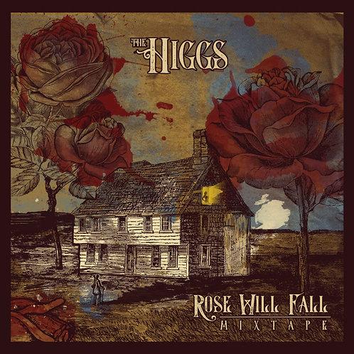 'Rose Will Fall - Mixtape' CDs + Cassettes