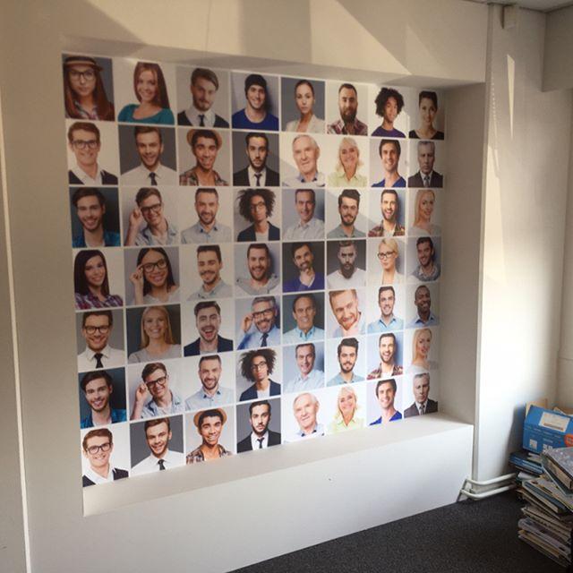 Mooi werk in  #nieuwegein #vanraaij #sigma #signing #wallvisuals #vakwerk #barneveld