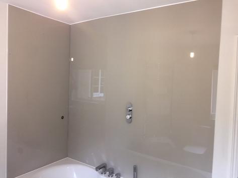 Glass Shower Wall Panels