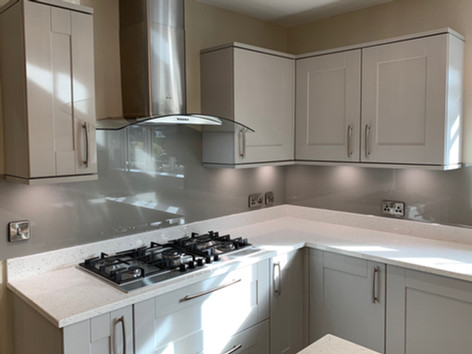 Grey Splashbacks