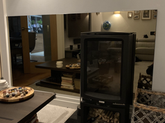 Log Burner Surround