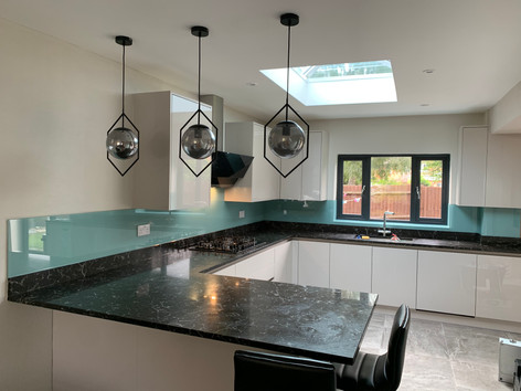 Dix Blue Splashbacks