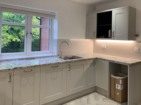 Grey Splashback