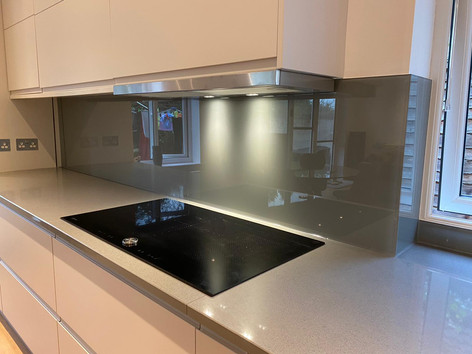Grey Splashback Coventry