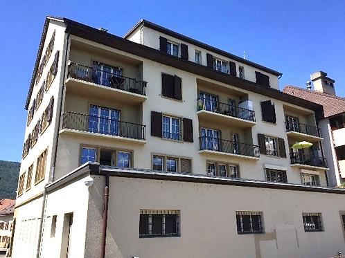 Maison de commune, Rue A.Bachemin 4 & 6