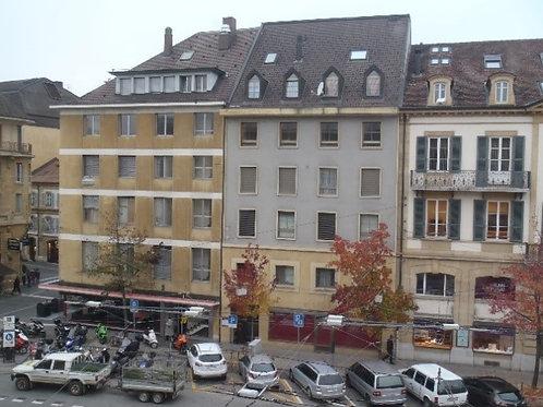 Immeuble locatif Saint-Honoré