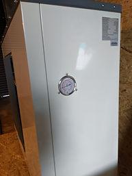 Тепловой насос от DanHeat на 8 кВт. Спли