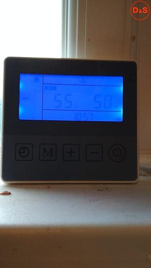 Тепловой насос DanHeat EVI на 20 кВт Вла
