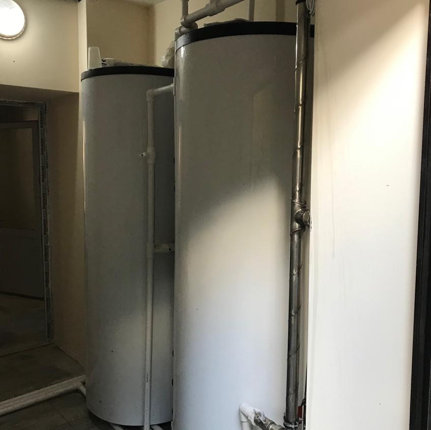 Тепловой насос от DanHeat на 36 кВт 4