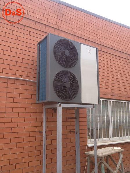 Тепловой насос DanHeat моноблок 20 квт А