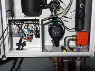 Новый тепловой насос на 10 кВт в Подмосковье