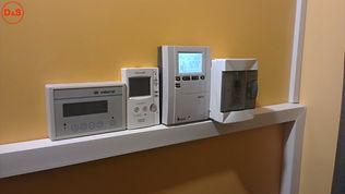 Управление вентиляцией, котлом и системо
