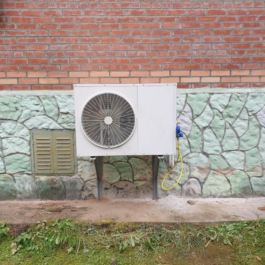 Одинцово Тепловой насос и отопление 3