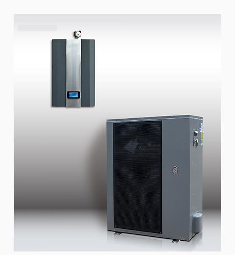 Тепловой насос DanHeat,тепловой насос, воздушный тепловой насос, система отопления, новинка 2015