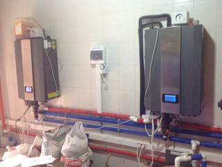 Установка удаленного доступа и управления на тепловой насос