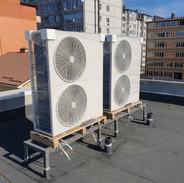 Тепловые насосы для отопления, кондицион