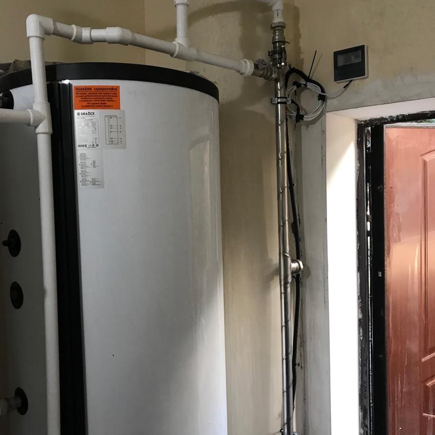 Тепловой насос от DanHeat на 36 кВт 6