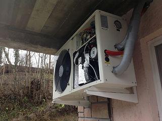 ремонт теплового насоса