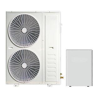 Тепловой насос DanHeat 18 квт технология