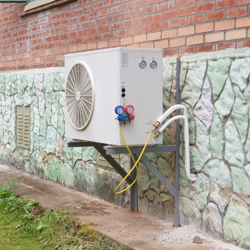 Одинцово Тепловой насос и отопление 2