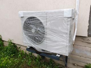 Тепловой насос на 12 кВт для нового дома