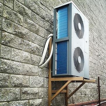 Тепловой насос 18 кВт DanHeat