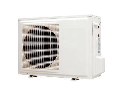 тепловой насос для юга, воздушный тепловой насос, система отопления, новинка 2016, отопление дома без газа