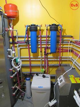 Система водоподготовки в доме в Люберцах