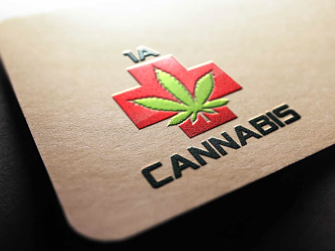 Logo-design-cannabis-drug-