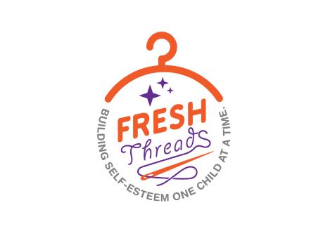 Fresh Threads Logo Design