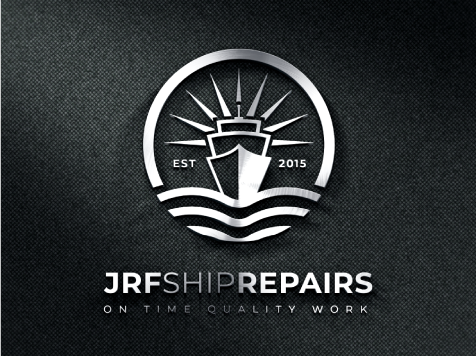 logo design Ship repair