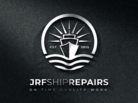 Logo-design-ship-repair