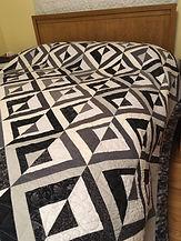 Modern Graphic on full-size bed.JPG