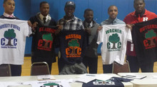 Seven Seniors Sign National Letter of Intent