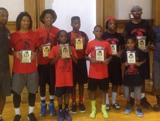 Life Skills camp ends with final scrimmage and awards ceremony