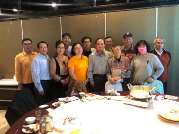 台南市觀光導遊協會 第七屆110年第一次理監事會議