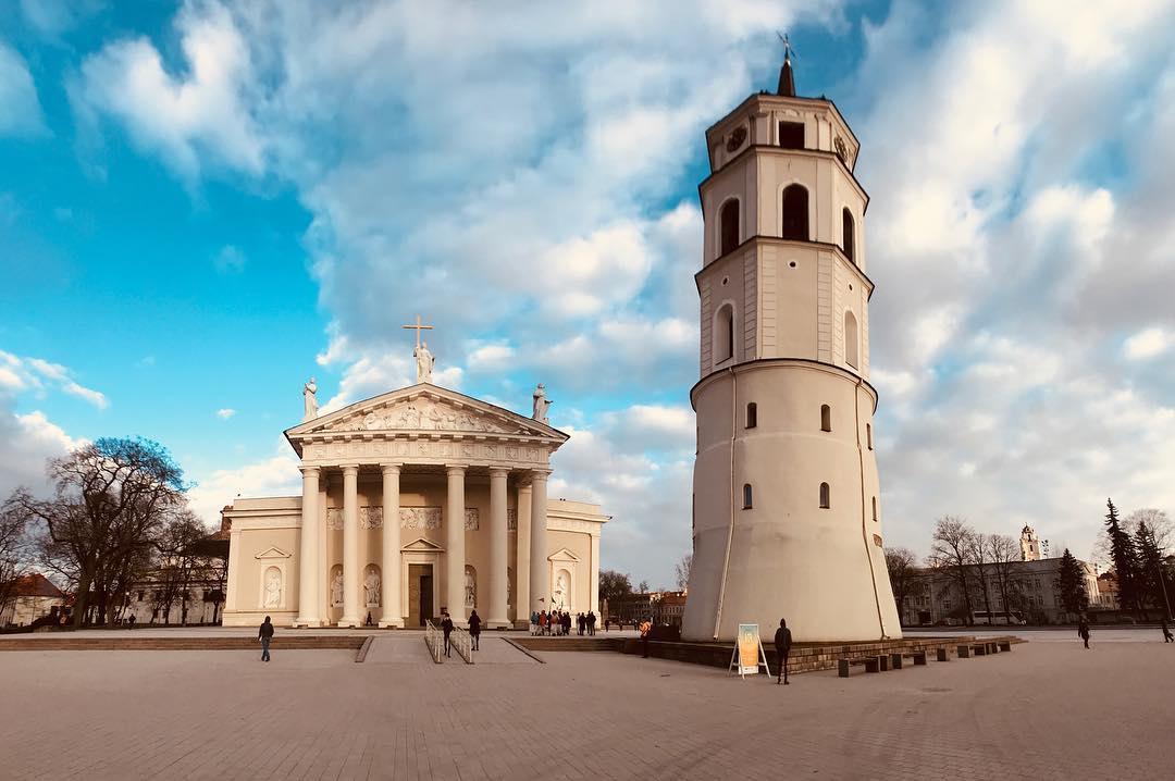 🇱🇹 Vilnius Cathedral