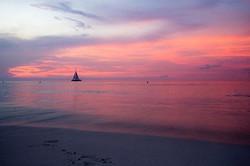 Sunsets in Aruba, November '17...